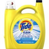 Tide Simply Clean & Fresh Refreshing Breeze Liquid Laundry Detergent, 138 Fl Oz