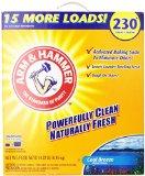 Arm & Hammer Powder Laundry Detergent, Cool Breeze, 230 Load, 14.22 Pounds