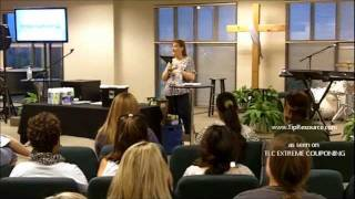 101 COUPON CLASS WORKSHOP / CLASS - TLC EXTREME COUPONING STAR - JEN FREEMAN