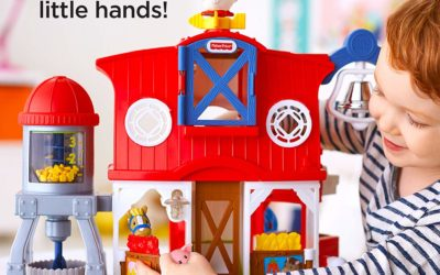 Fisher-Price Little People Farm Set, $24 on sale at Amazon!