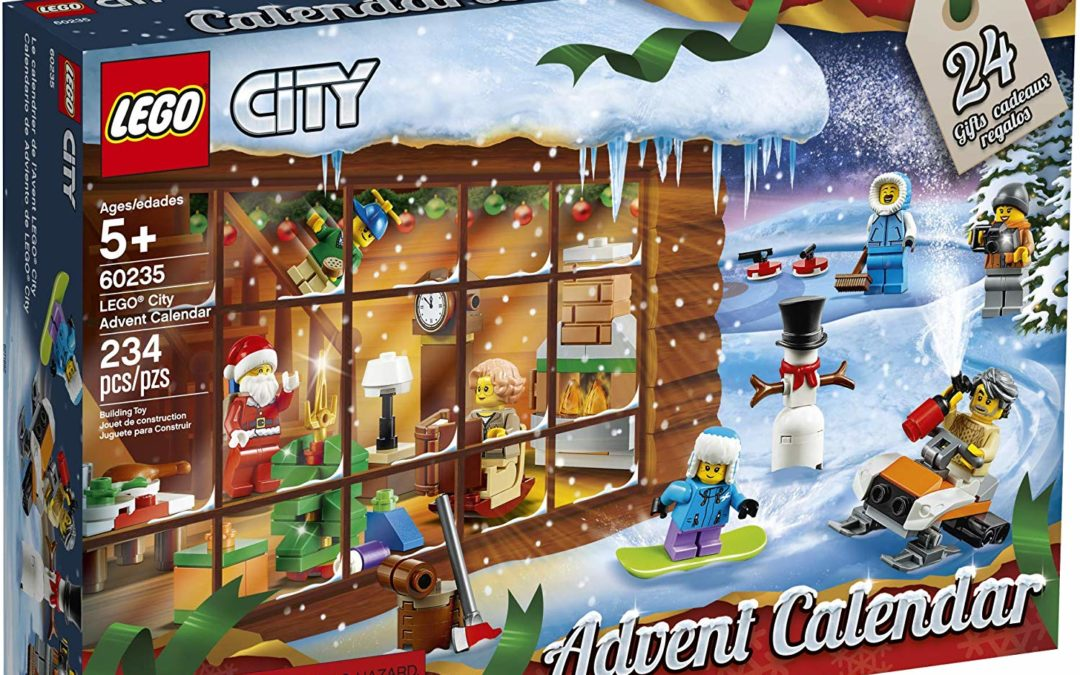 LEGO Friends Advent Calendar, ONLY $19.97 Shipped