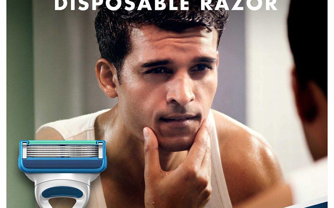 $4 Off Gillette Men's Razors on Amazon!