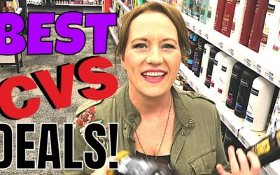CVS Weekly Couponing Video (10/20-10/26) FREEBIES, Diapers, Cheap Makeup, Dessert & More!