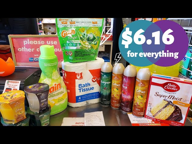 Easy Family Dollar ALL DIGITAL Couponing Deal