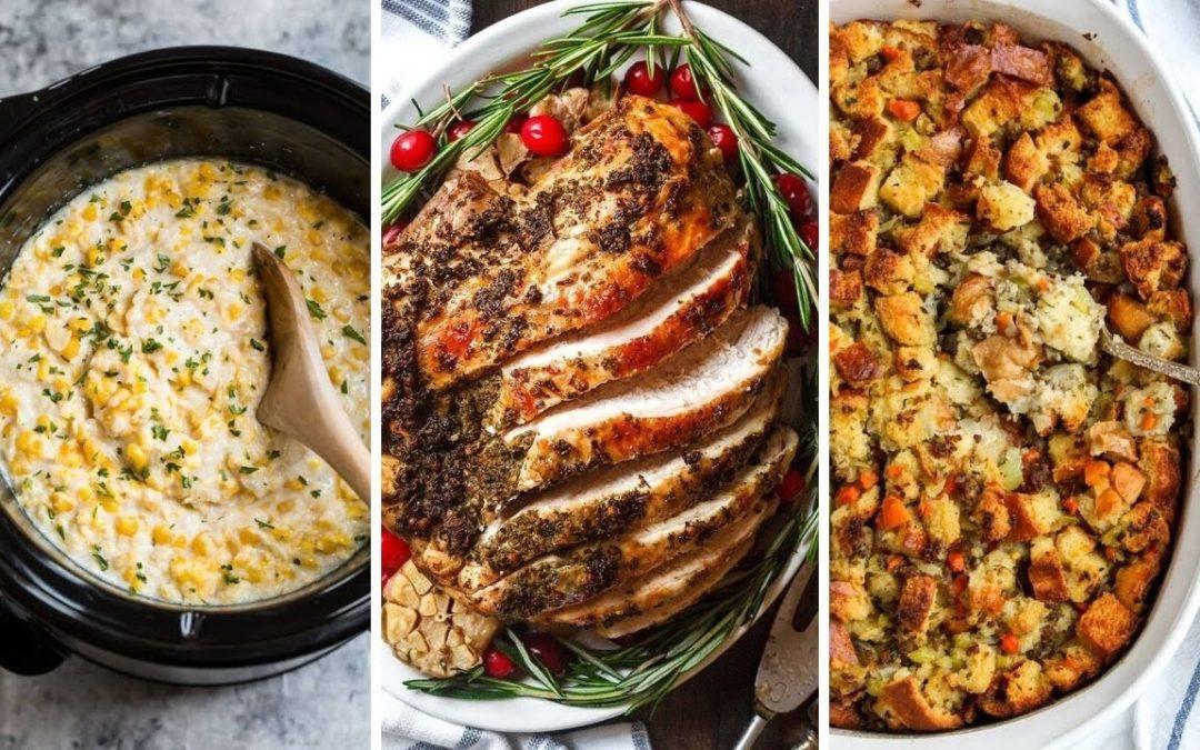Thanksgiving Recipes Using A Crock Pot or Slow Cooker – 6 Best Thanksgiving Crock Pot Recipes