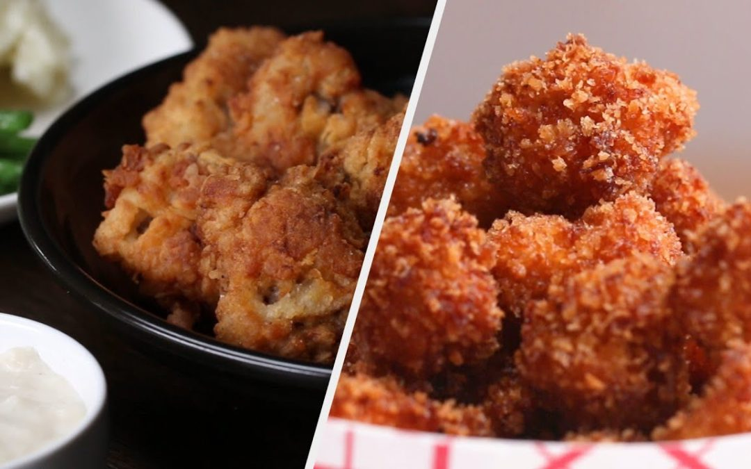 5 Juicy Fried Chicken Recipes You Can't Resist • Tasty