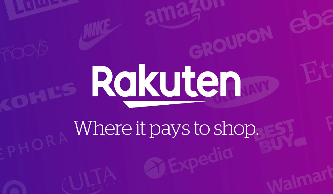 How to Use Rakuten to Earn Cash back at Amazon and other sites