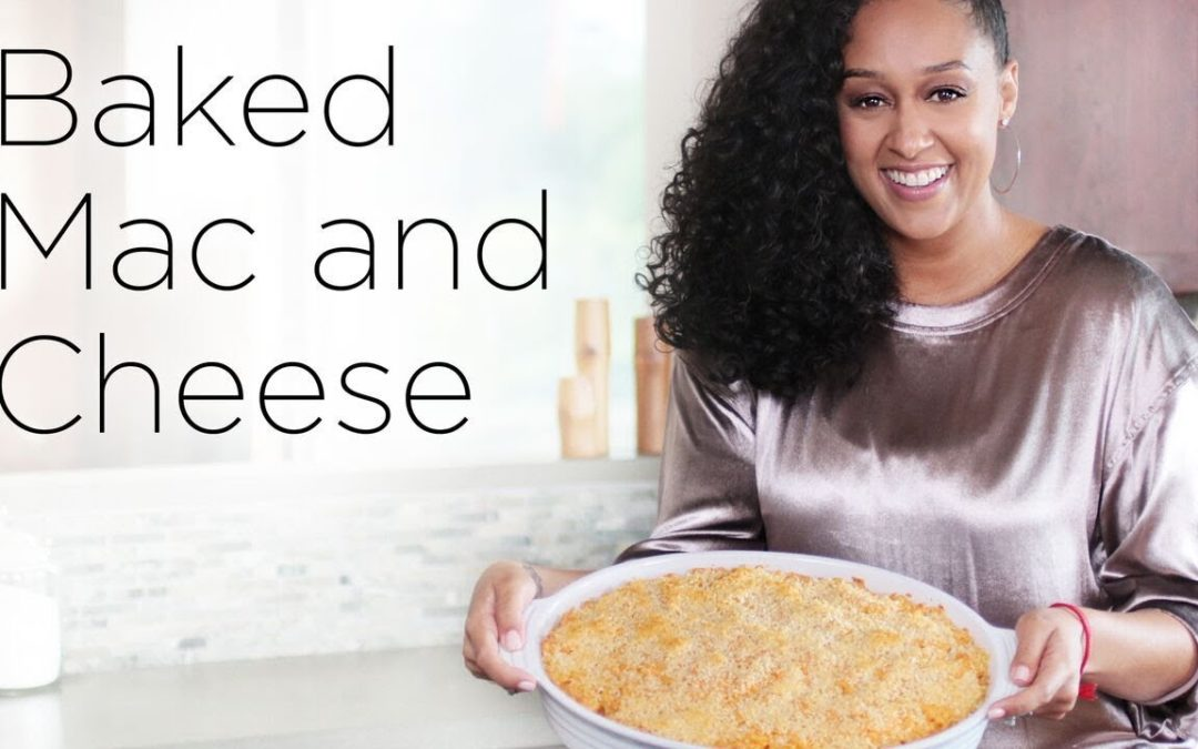 Tia Mowry's Thanksgiving Side Dish – Mac and Cheese Recipe | Quick Fix