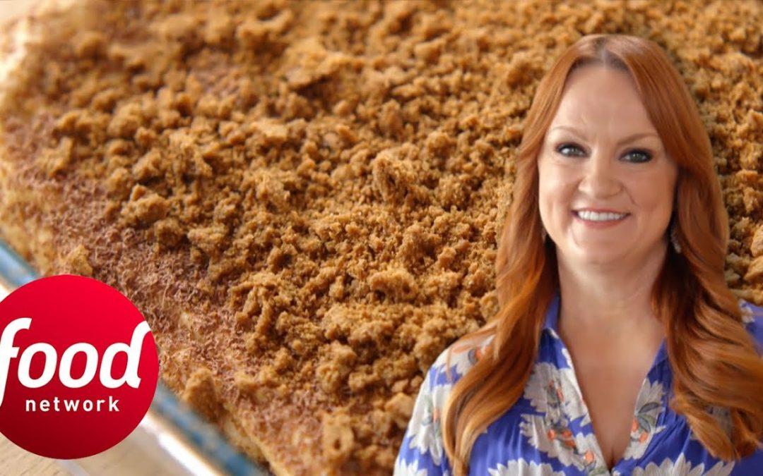 Ree Bakes A Pumpkin Tiramisu As A Thanksgiving Inspired Dessert | The Pioneer Woman