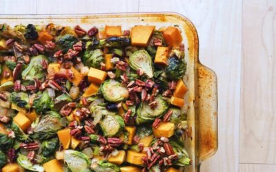 Roasted Fall Vegetable Medley • VEGAN THANKSGIVING Recipe