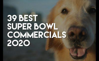 39 Best Super Bowl Commercials 2020 – HD Superbowl LIV Ads Compilation!
