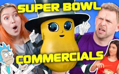 Generations React To Super Bowl Commercials 2020