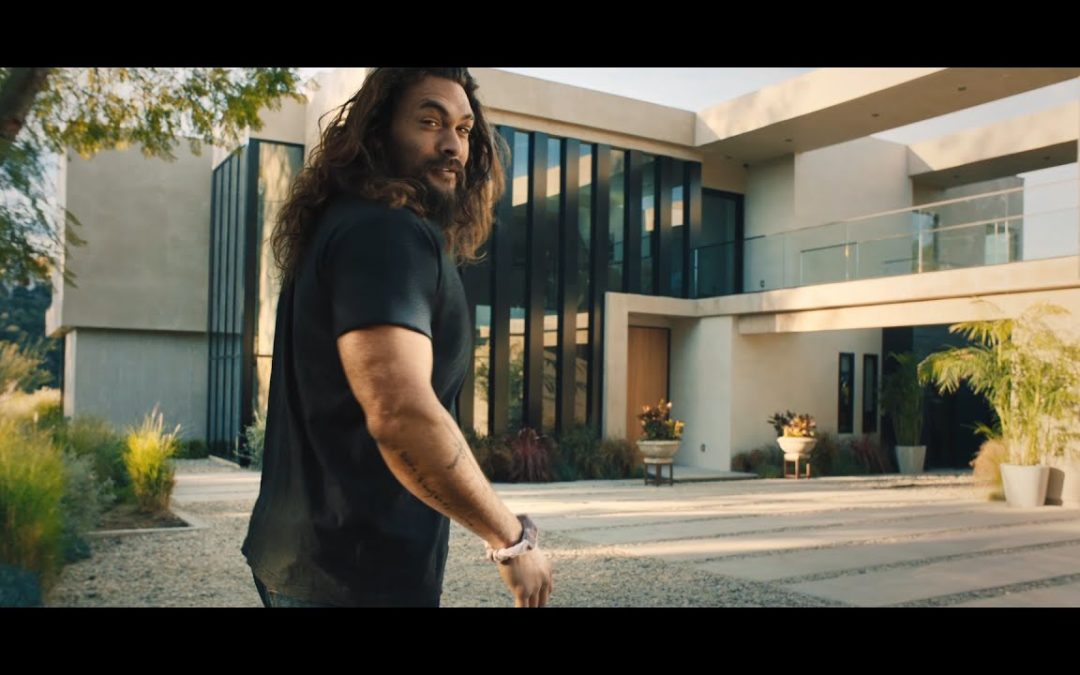 Jason Momoa Super Bowl Commercial 2020 | Rocket Mortgage