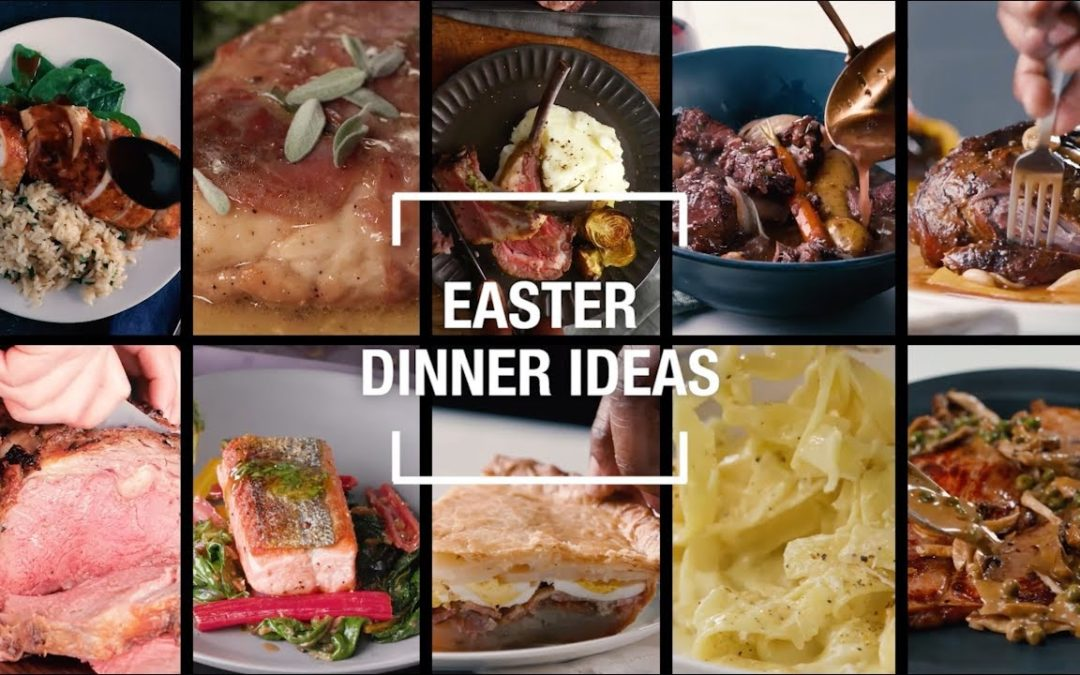 Easter Dinner Ideas | Holiday Recipes | Food & Wine