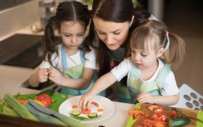 How Your Family Can Save Money on Food Each Month