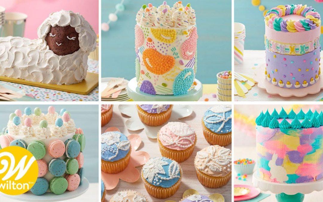 6 Cute Easter Dessert Ideas | Wilton