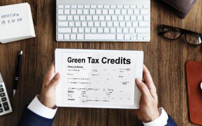 Green Tax Credits You Should Take Advantage Of