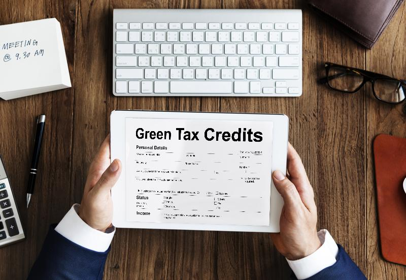 Green Tax Credits You Should Take Advantage Of