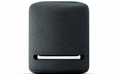 Echo Studio – High-fidelity smart speaker with 3D audio and Alexa