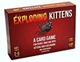 Exploding Kittens Card Game – Family-Friendly Party Games – Card Games For Adults, Teens & Kids