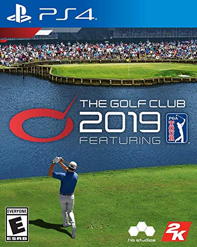 The Golf Club 2019 Featuring PGA Tour – PlayStation 4