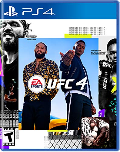 EA SPORTS UFC 4 – PlayStation 4