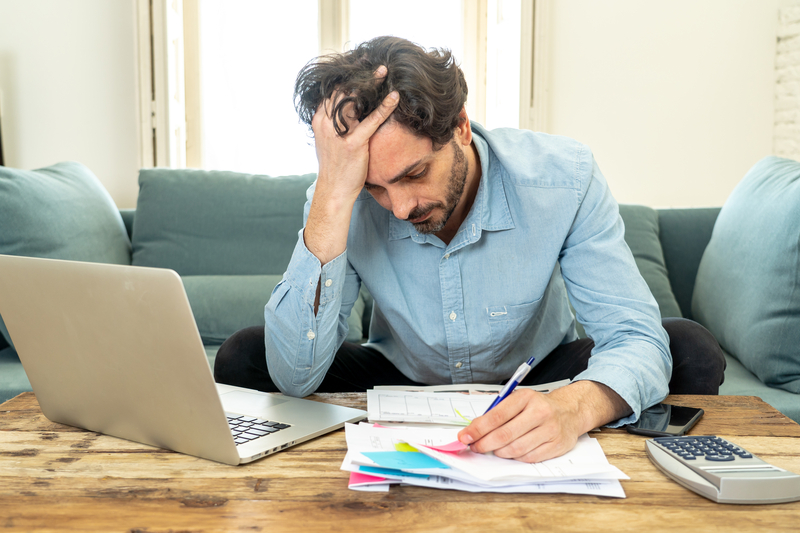 What You Should Do if You Can't Pay Your Bills Because of a Job Loss