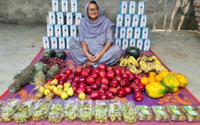FRUIT CUSTARD FOR SUMMER   FRUIT RECIPES   HEALTHY DESSERT RECIPE   SUMMER RECIPES   INDIAN RECIPES