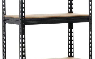 metal shelves for storage heavy duty