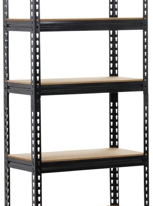 metal shelves for storage heavy duty