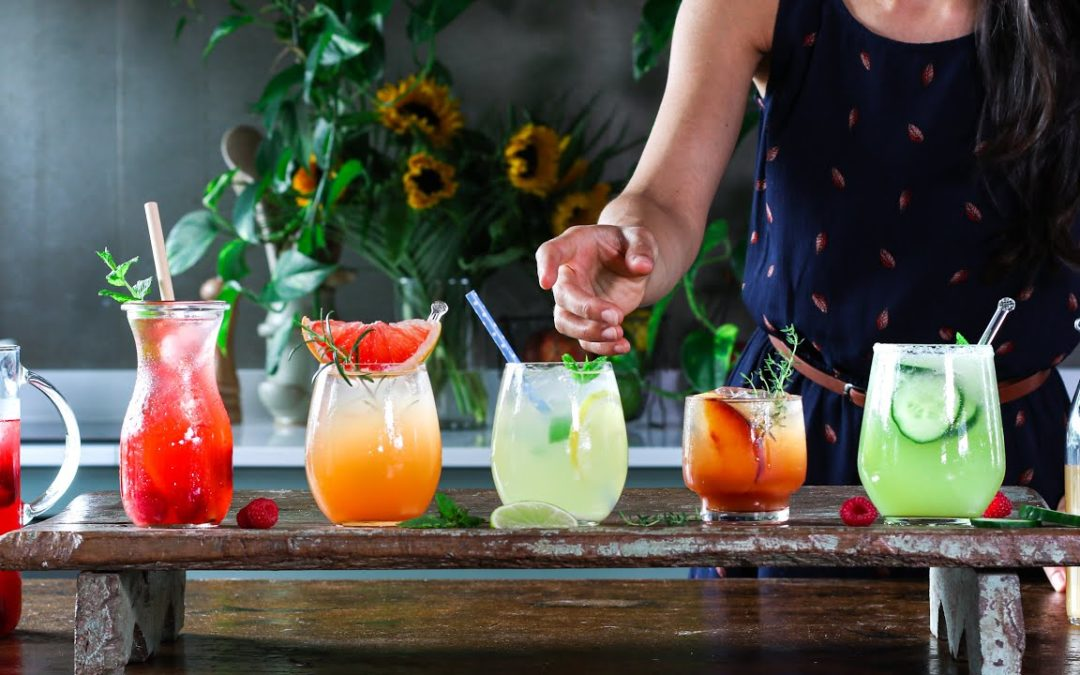 Refreshing summer drinks to cool you down 💦