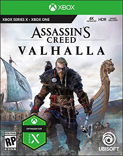 Assassin's Creed Valhalla – Xbox One Standard Edition