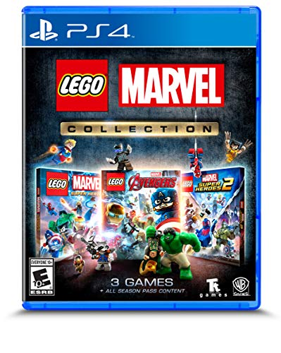 Lego Marvel Collection – PlayStation 4