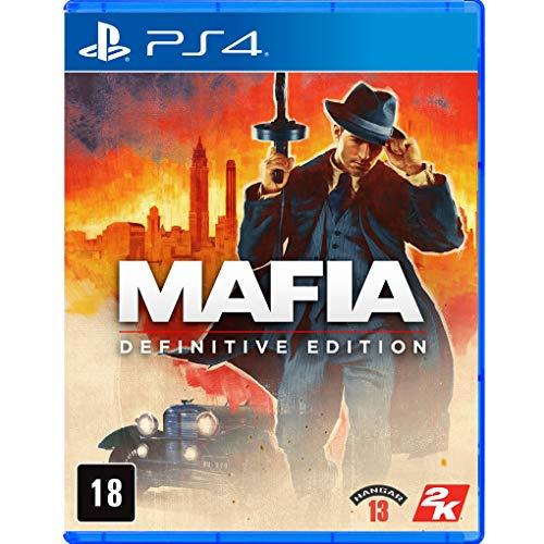 Mafia Definitive Edition – PlayStation 4