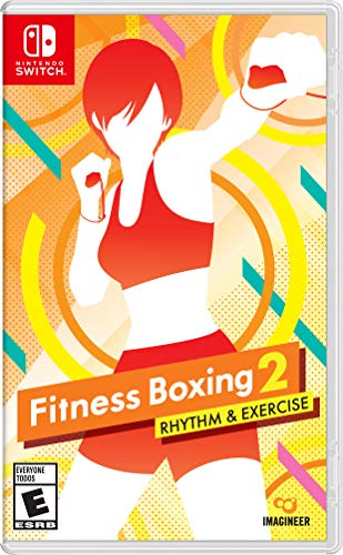 Fitness Boxing 2: Rhythm & Exercise – Nintendo Switch