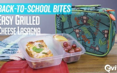 Easy Grilled Cheese Lasagna for Back to School 🥪| Evite Recipes