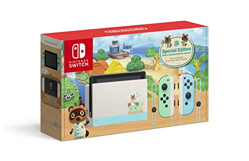 Nintendo Switch – Animal Crossing: New Horizons Edition – Switch