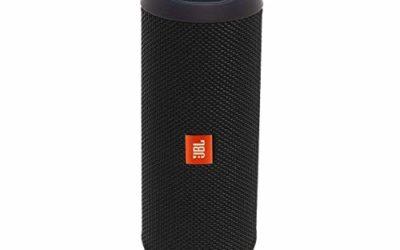 JBL FLIP 4 – Waterproof Portable Bluetooth Speaker – Black