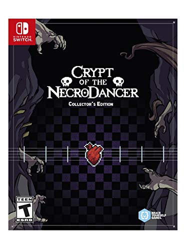 U&I Entertainment Crypt of The Necrodancer: Collectior's Edition – Nintendo Switch