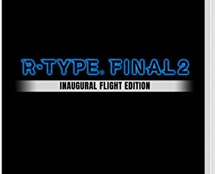 R-Type Final 2 Inaugural Flight Edition – Nintendo Switch