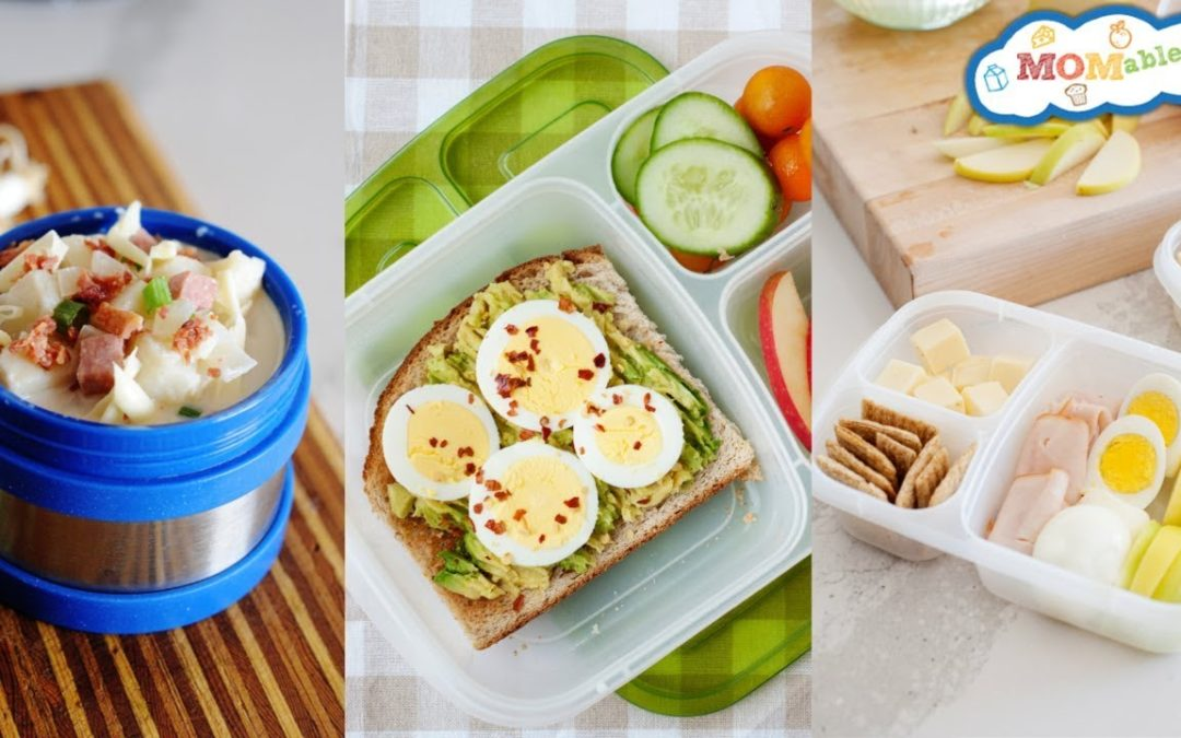 School Lunch Ideas for Teenagers | Filling Lunch Recipes & Containers