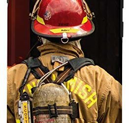 Galaxy S10 American Firefighter Firefighting Day Labor Fireman gifts Case