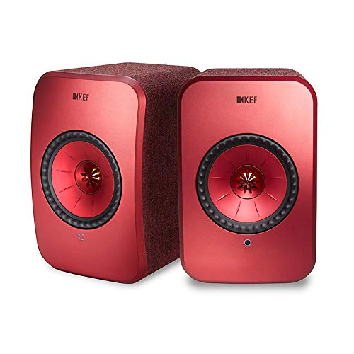 LSX Wireless Music System (Red, Pair)