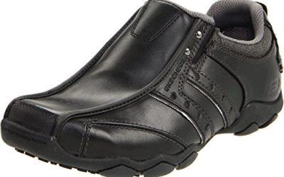 Skechers Men's Diameter shoe,10 M US,Black