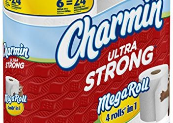 Charmin Ultra Strong MegaRoll Bathroom Tissue – 6 CT