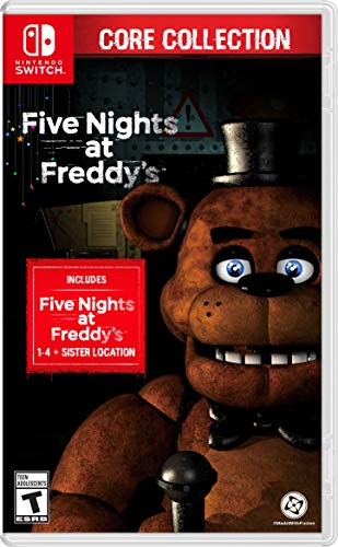 Five Nights at Freddy's: The Core Collection (NSW) – Nintendo Switch