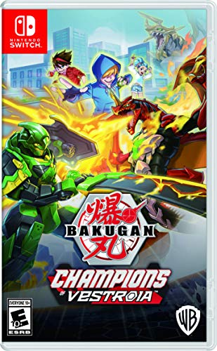 Bakugan: Champions of Vestroia – Nintendo Switch