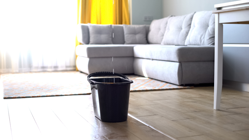 How to Stop a Roof Leak from Doing Further Damage to Your Home
